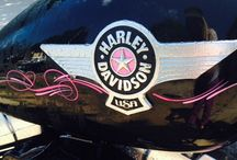 Sweet Motorcycles / by Janette