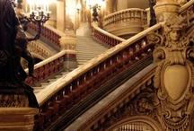 STAIRCASE SPLENDOR / by Shirley Weston