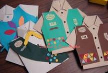 Girl Scouts / Planning for Girl Scout meetings (Daisies, Brownies, Juniors) / by Julie M.