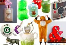 Gift Ideas / by Offbeat Home & Life