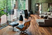 For the home: flooring ideas / by Madel Reinhardt
