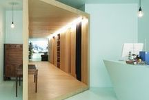 For the home: cladding & ceilings / by Madel Reinhardt