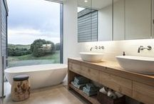For the home: bathrooms / by Madel Reinhardt
