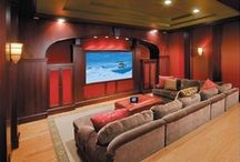 For the home: cinema ideas.. / by Madel Reinhardt
