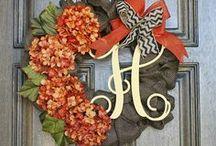Fall/Thanksgiving / by Elaine Dieball