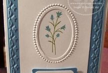 Embossed Cards / Ideas & tips for creating embossed and hand-stamped cards. / by Kristy Inmon Cook