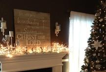 Christmas / by Miranda @His Path My Steps.com