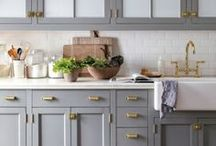 Kitchens / by Katie Hodges