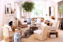 Living rooms / by Katie Hodges