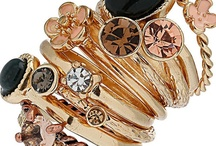 Bling, Bangles and Baubles / Jewelry I love / by Mary Rose