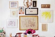 Gallery Walls / by Katie Hodges