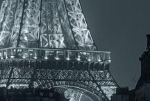 Eiffel in Love~ / All things Eiffel.... / by Terrie Mendez