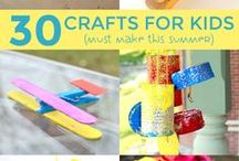 Crafty Kids / by Megan Gentry