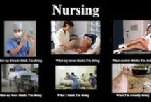 Nursing / by Megan Gentry
