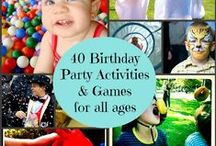 Party Ideas / by Megan Gentry