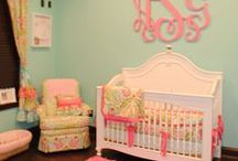 Nursery Ideas / by Megan Gentry