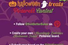 Hauntingly Delicious Halloween Treats / https://www.facebook.com/fleischmannsyeast/app_194975693850063 // Ends 10/31 / by Jen K.