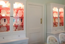 delicious dining rooms / by Laura C