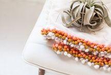 C R A F T S / Pins of crafts that I'd like to make. / by Danette Dillon