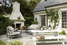 outdoor spaces / by Laura C