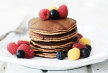 Food: Breakfast / Breakfast- breaking the fast... hopefully it can be done in a healthy way! Some recipes for breakfast that seem to be more nutritious than a bowl of fruit loops!!!  / by Bobbie