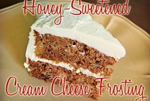 Food: For the Sweet Tooth! / We all have a sweet tooth! However, in my quest for a healthy new me, and to help maintain the 65+ pound weight loss... I had to find a balance of sweet without the guilt... So, those recipes are found here! / by Bobbie