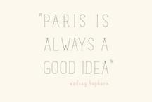 Paris / by Laura C