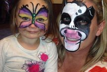 Face painting / by Leanna Thayer
