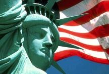 America the Beautiful  / by Destiny Murphy