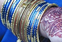 Bole Chudiyan (: / My bangles say, my bracelets say I have become yours, sweetheart <3 CHURIYA CHURIYAN BANGLES INDIA BRACELET BAUBLE COLORFUL CHOODI KARA CHOORI CHURI KANGAN CHUDI VALAYAL GAAJU BALE  ~~~In India there are meanings associated with each color of bangle: * Red ~ Energy / Love * Blue~ Tranquility / Wisdom * Purple ~ Independence * Green ~ Luck * Orange ~ Success * Yellow ~ Happiness * White ~ New Beginning or Purity * Black ~ Power / Strength * Silver ~ Strength / Purity * Gold ~ Fortune / by Destiny Murphy