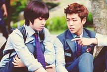Asian Dramas / Korean, Japanese, Taiwanese Dramas :D / by Destiny Murphy