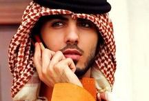 Guys' Desi & Arab Fashion / by Destiny Murphy