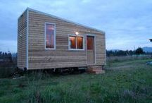 Simple Living, Small Homes, Tiny Houses / by Miss J