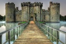 Castles / by Shannan McClure Racey