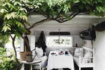 Outdoor Living / by Katinka Van Lier Ribbink