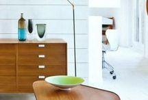 For the Home / Check my other interior boards  Bathroom - Bedroom - Dining - Hallway - Kitchen - Living room - Workspace / by Guðrún Margrét Þrastardóttir