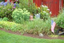 Outdoor Spaces / Outdoors, garden, porch, nature / by Carrie Anderson