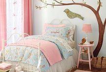 Vera's room / Baby girl, design, ideas, DIY / by Carrie Anderson