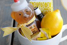 DIY Gift Ideas / by Carrie Anderson