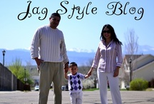 Jag Style Blog / by Katherine Garcia Gonzales