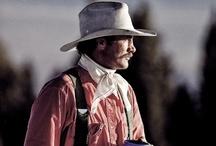 Cowboys ~ Cowgirls / by Elda Kinnee