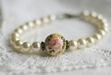 Pearls for Grandma Pearl / For my Grandmother, Pearl. / by Elda Kinnee