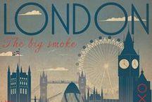 London / by Liz Dawson
