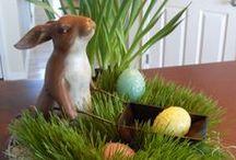 Easter ~ Spring ~ 3 / by Elda Kinnee