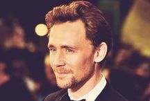 Tom Hiddleston...you deserve your own board. / by Kasie French
