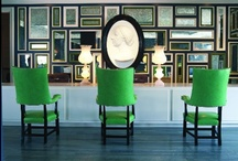 DESIGNER INSPIRATION: KELLY WEARSTLER  / Dramatic rooms. Amazing rooms / design inspiration / beautiful rooms  / by South Shore Decorating