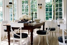 LOVELY ROOMS / Dramatic rooms. Amazing rooms / design inspiration / beautiful rooms  / by South Shore Decorating