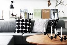 beautiful interiors / Home decor, interior design, prints, details, colours, and anything else that inspires us! / by Vavoom