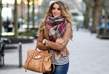 Fall Fashions / by Marcie Jackson