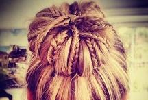 hair. / Love a little hair inspiration :) / by Micaela Luis